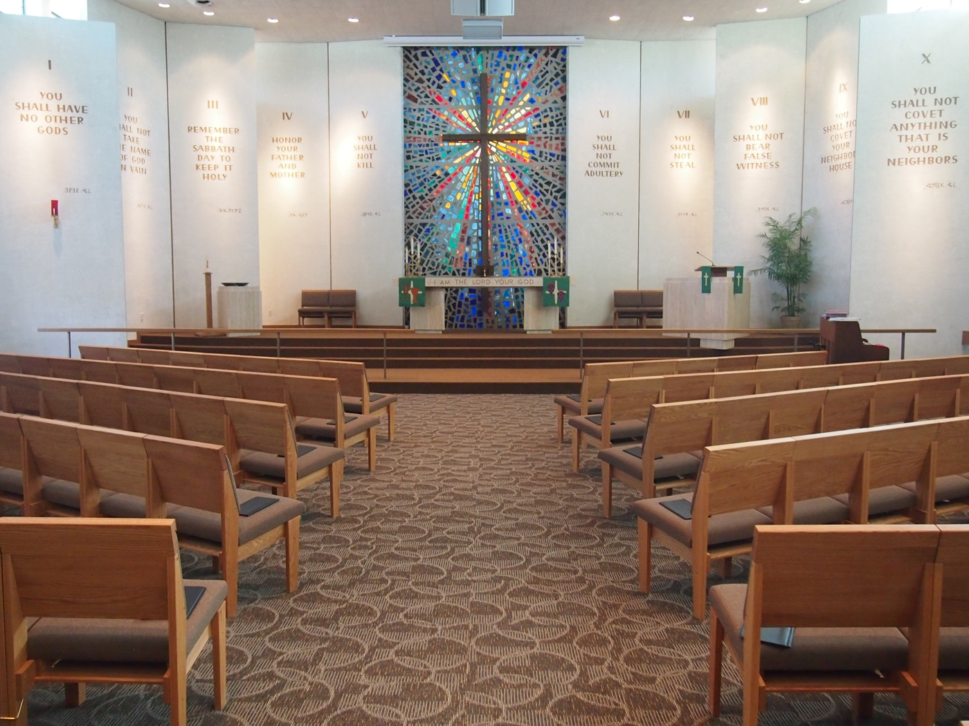 Interior Sanctuary